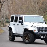 Jeep JK/JLに装着可能なAir/G Rocks。