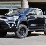 BRADLEY FORGED 匠 for 125HILUX。