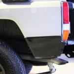 ランドクルーザー70,ランドクルーザー70プラド用【リアサイドガーニッシュ】ミドルロング・ショートボディ共にラインアップしています。