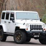 Jeep ラングラーJK/JLにAir/G Rocks装着可能です。