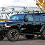 Jeep JLにAir/G Rocksを装着!~マットブラック~