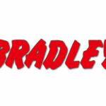 BRADLEY,Air/Gロゴステッカー発売開始しました!